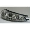 Передняя альтернативная оптика для Ford Mondeo II 1996-2000 (JUNYAN, HU295E-00-1-E-00)