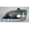 Передняя альтернативная оптика для Ford Focus 2005-2008 (JUNYAN, HU291E-00-1-E-01)