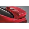 Спойлер крышки багажника (Сабля) для Mitsubishi Lancer X 2007+ (AVTM, MILAXBG2007)
