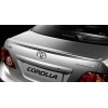 Спойлер крышки багажника (Сабля) для Toyota Corolla 2007-2012 (AVTM, TYCOBG2007)