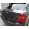 Задний спойлер (Сабля) для Chevrolet Aveo (T250) 2006-2011 (AutoPlast, SRCHA2006)