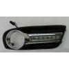Дневные ходовые огни DRL для Nissan Tiida 2011+ (JUNYAN, ca-led-nis-tid)