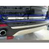 Хром накладка на кромку багажника для BMW X5 (F15) 2014+ (Kindle, X5-D46)