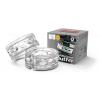 Автобаферы - амортизирующие подушки (4 шт.) для Infinity M45 2010+ (TTC, CB)