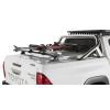 Крышка багажного отсека с дугами (с-ма крепл. TANGO) Toyota Hilux 2015+ (PROFORM, Tango3)