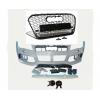 Передний бампер (RS-Style) для Audi A7 2012-2014 (S-line, PBA6)