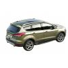 Боковые пороги OE Style для Ford Kuga 2013+ (PRC, B290599)