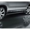 Боковые пороги OEM Version для Honda CRV 2007+ (PRC, DS-H-013)