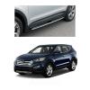 Боковые пороги Honda New Desigh для Hyundai Santa FE (IX45) 2013+ (PRC, DS-B-213)