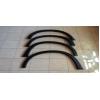 Расширители колесных арок для BMW X5 (F15) 2014+ (S-line, RBMW2)