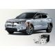 Автобаферы - амортизирующие подушки (4 шт.) для Volkswagen Eos (2.0 FSL) 2005-2011 (TTC, CC)