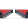 Боковые пороги для Toyota RAV4 2013+ (PRC, P01S1056)