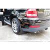 Брызговики (к-кт 4шт. для авто с порогами, без расширителей) Mersedes GL 2006+ (PRC, DF-GL-164M)