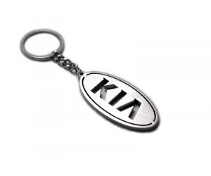 Брелок STEEL для ключей KIA (AWA, steel-log-kia)