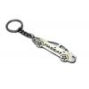Брелок STEEL для ключей Volkswagen Passat CC 2012+ (AWA, steel-vw-cc-2012)