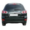 Хром накладка на крышку багажника для Hyundai Santa Fe 2006-2010 (PRC, QS015631A)