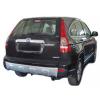 Накладка на задний бампер Honda CRV 2007-2009 (PRC, B0405)