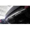 Накладка на задний бампер Honda CRV 2012+ (PRC, DS-H-222)