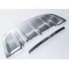 Накладки на передний и задний бампер Porsche Cayenne 2010-2013 (PRC, DS-PC-101/102)