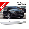 Накладка на задний бампер Volkswagen Tiguan 2007-2010 (PRC, TG100501)