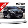 Накладка на передний бампер Volkswagen Tiguan 2007-2010 (PRC, DS-TG-101)