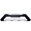 Накладка на передний бампер Hyundai Santa Fe 2013+ (PRC, DS-B-211)