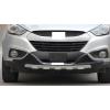 Накладка на передний бампер Hyundai IX35 2010-2013 (PRC, DS-E-111)