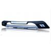 Накладка на задний бампер для Kia Sportage 2010+ (PRC, DS-F-132)