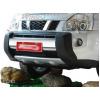 Накладка на передний бампер Nissan X-Trail 2007-2013 (PRC, A114599A0)