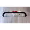 Накладка на задний бампер для Nissan X-Trail 2010-2013 (PRC, XTR-R014)