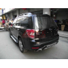 Накладка на задний бампер для Subaru Forester 2008-2011 (PRC, DS-FS-002)