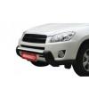 Накладка на передний бампер Toyota RAV4 2010-2012 (PRC, A281399A0)