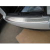Накладка на задний бампер (хром) для Mitsubishi Outlander 2010-2012 (PRC, OLD100701)