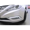 Дневные ходовые огни (DRL) для Hyundai Sonata 2010-2012 (PRC, EL-SNT001)