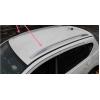 Алюминиевые рейлинги на крышу для Nissan Qashqai 2014+ (PRC, KD-Q-305)