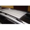 Алюминиевые рейлинги на крышу для Toyota Land Cruiser 120 2002+ (PRC, FJ120-PA88 2 Door)