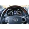 Анатомический руль для Toyota Land Cruiser Prado 150 2009-2013 (PRC, SW-FJ150-001)