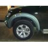 Расширители колесных арок для Mitsubishi L200 2006-2014 (PRC, TTN092101-01)