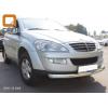 Защита переднего бампера (одинарная, D76) для SsangYong Kyron 2007+ (Can-Otomotiv, SYKY.33.3069)