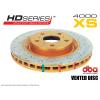 ПЕРЕДНИЙ ТОРМОЗНОЙ ДИСК (ВЕНТИЛИРУЕМЫЙ) (1ШТ.) HD SERIES - 4000 SERIES - XS ДЛЯ NISSAN 370Z (D.B.A., DBA42314XS)