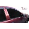Дефлекторы окон (к-кт., 4 шт.) для Renault Sandero 2010+ (Vinguru, AFV24610)