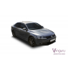 Дефлекторы окон (к-кт., 4 шт.) для Volkswagen Jetta VI 2010+ (Vinguru, AFV54610)