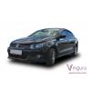 Дефлекторы окон (к-кт., 4 шт.) для Volkswagen Polo SD 2010+ (Vinguru, AFV31510)