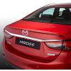 Задний спойлер (Сабля) для Mazda 6 2013+ (AutoPlast, SRMAZ2013)
