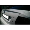 Задний спойлер (Сабля) для Volkswagen Polo V 2010-2016 (AutoPlast, TCVP2010)