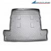 Коврик в багажник (полиуретан, длин.) для Lexus LX570 (7 мест) 2007-2012 (Novline, NLC.29.07.G13)