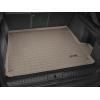 Коврик в багажник (бежевый, 5 мест) для Land Rover Range Rover Sport 2013+ (WEATHERTECH, 41658)