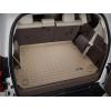 Коврик в багажник (бежевый, 7 мест) для Lexus GX 460 2010+ (WEATHERTECH, 41457)