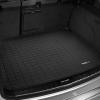 Коврик в багажник (черный) для Mercedes-Benz GLE (W166) coupe 2016+ (WEATHERTECH, 40816)