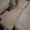 Коврик в салон (с бортиком, задние) для Acura MDX 2014+ (WEATHERTECH, 455762)